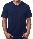 Pro 5 V-Neck T-Shirts - Assorted 3pack