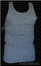 Pro 5 T Shirts - Gray Wife Beater Shirts (3 beaters)