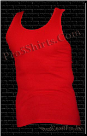 Red Pro 5 Wife Beater Shirts