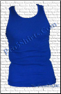 Pro 5 T Shirts - Royal Blue Pro 5  Wife Beater Shirts (3 beaters)